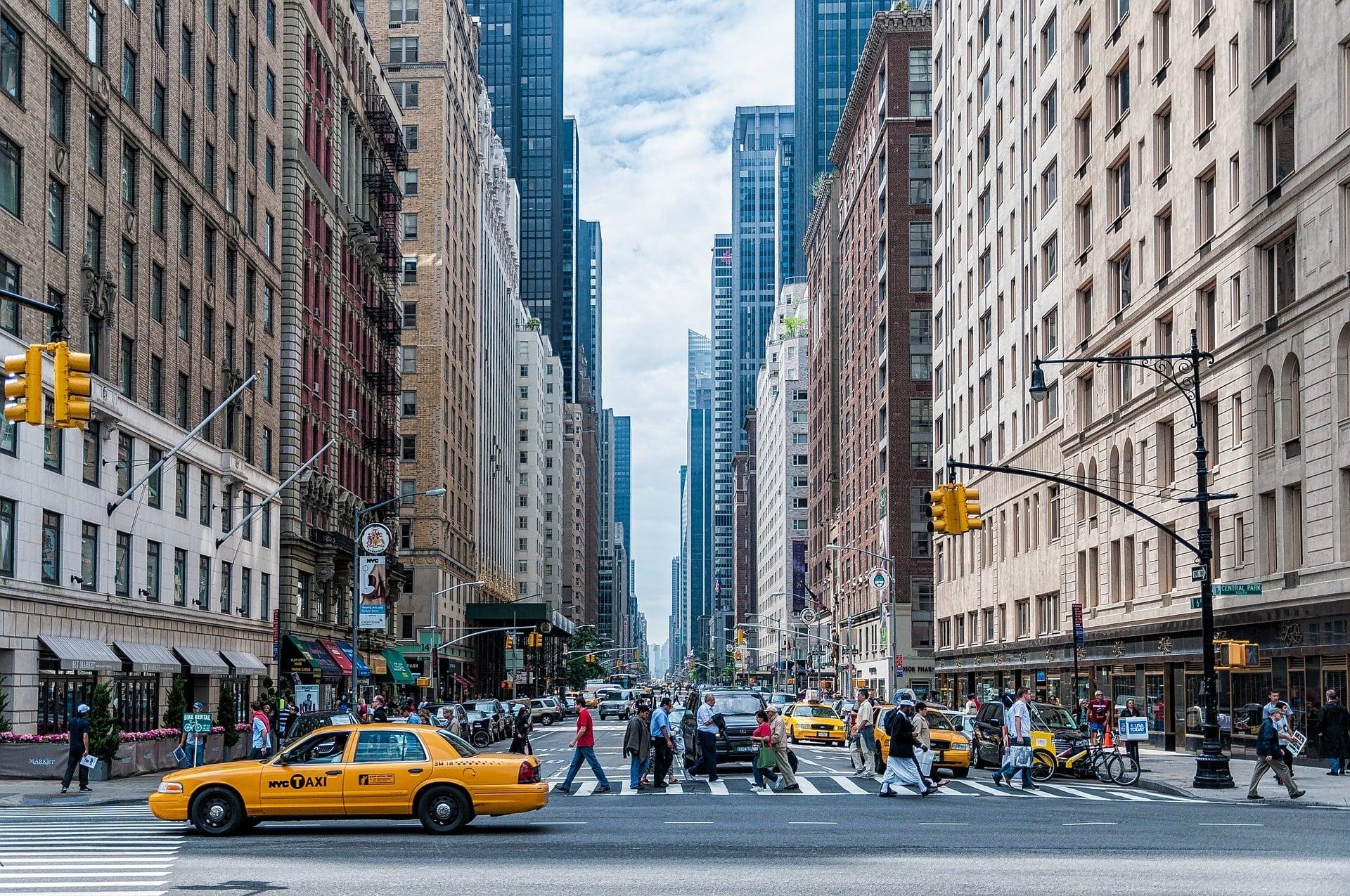 New York City 5ème Avenue
