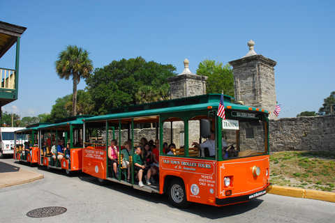 St. Augustin Trolley Tour