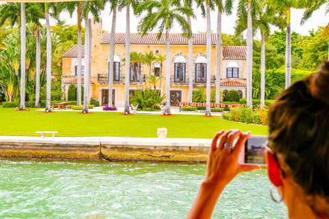 Visite de Miami en bus impériale et bateau