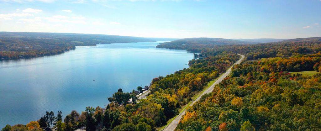 Les Finger Lakes